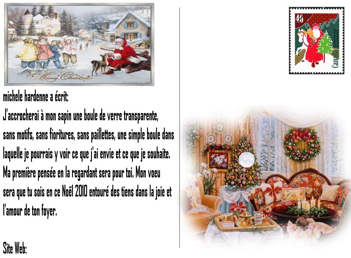 RTF] Texte Pour Noel